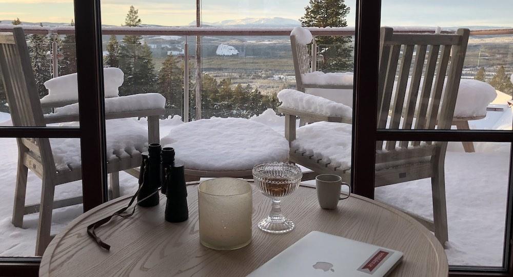 Konferens i Björnrike, en del av Destination Vemdalen